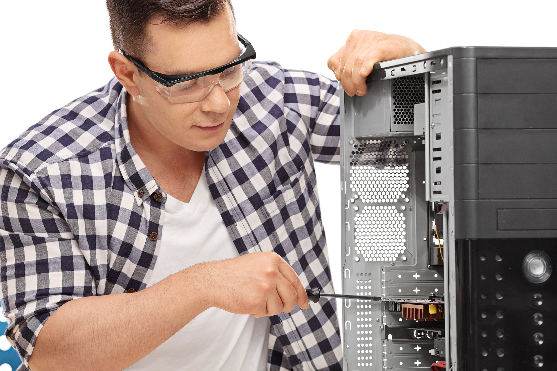 reparera dator Malmö